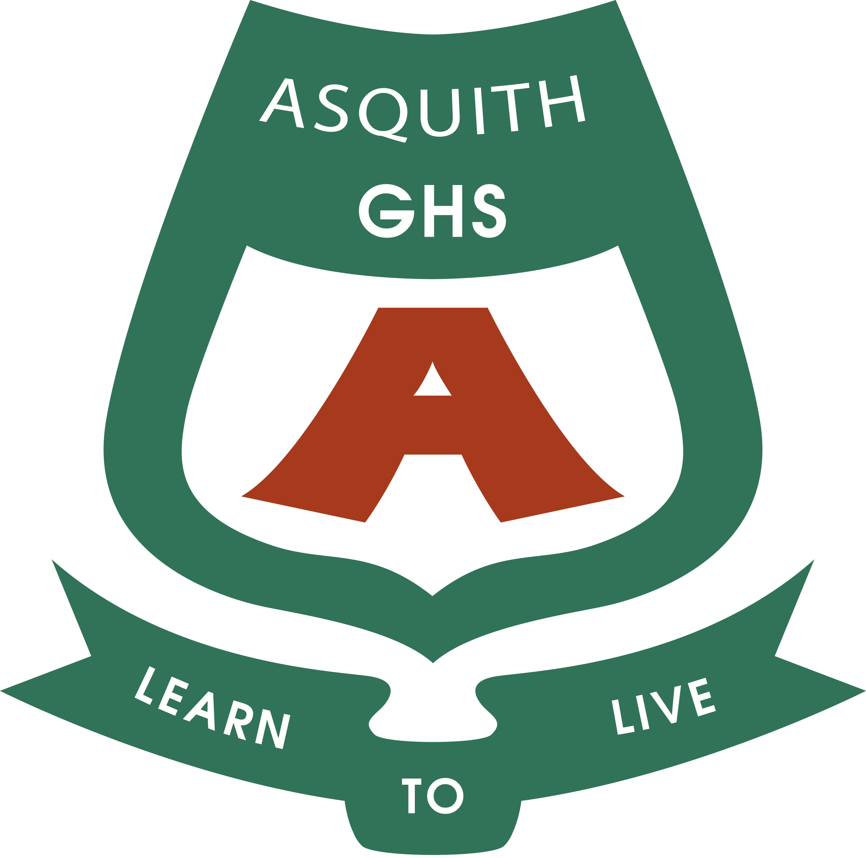 Asquith Girls High School logo