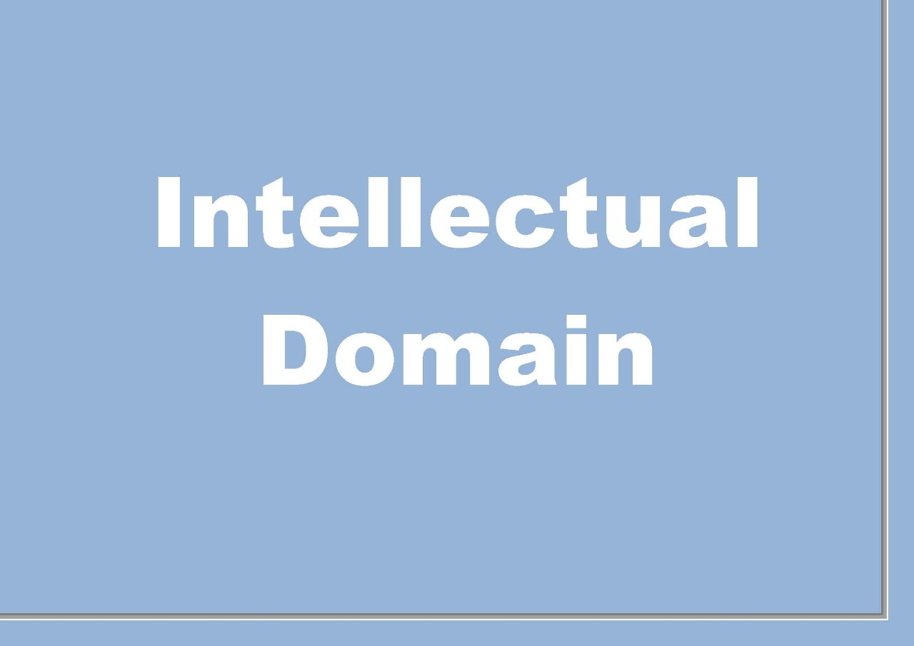 Intellectual Domain